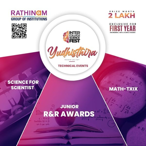 Yudhisthira -An inter-college science fest
