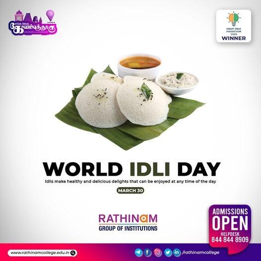 WORLD IDLI DAY