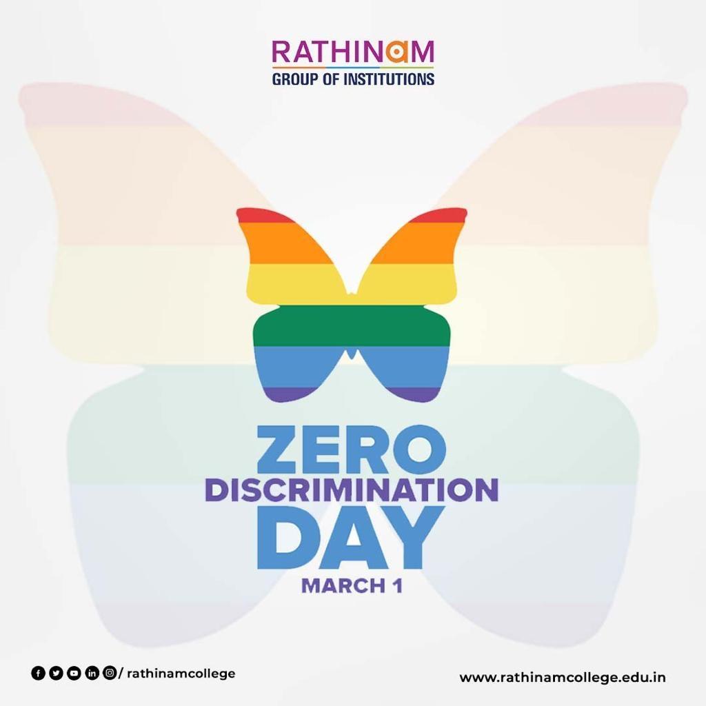 ZERO DISCRIMINATION DAY