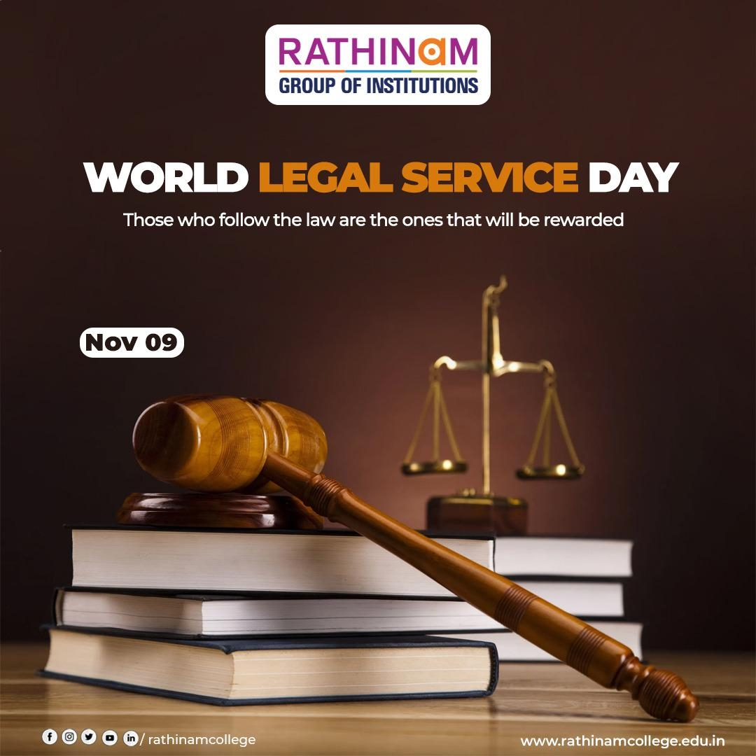 WORLD LEGAL SERVICE DAY