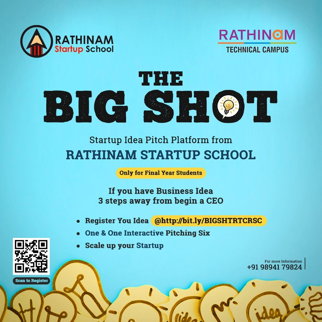 RATHINAM STARTUP SCHOOL