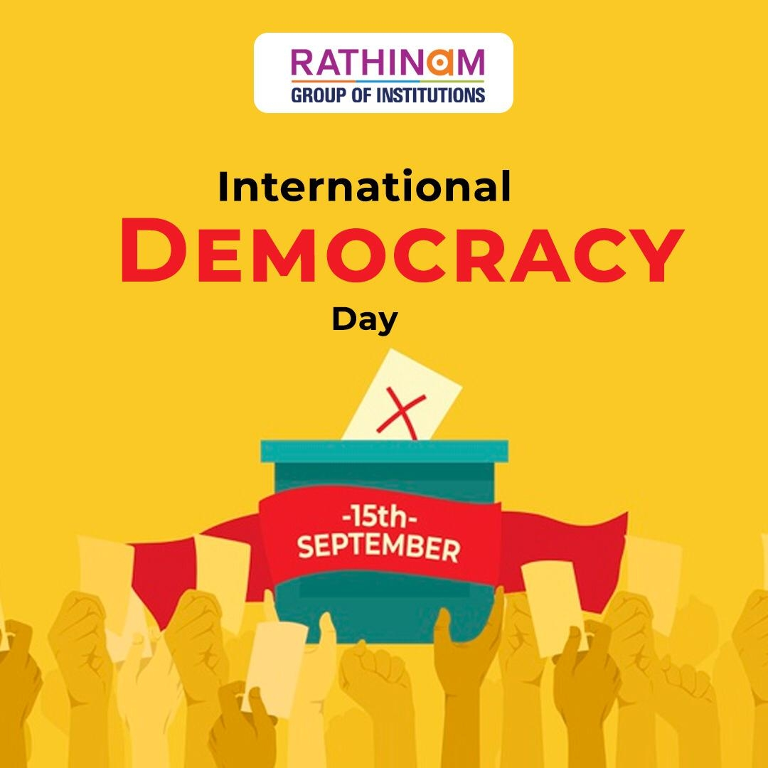 INTERNATIONAL DEMOCRACY DAY