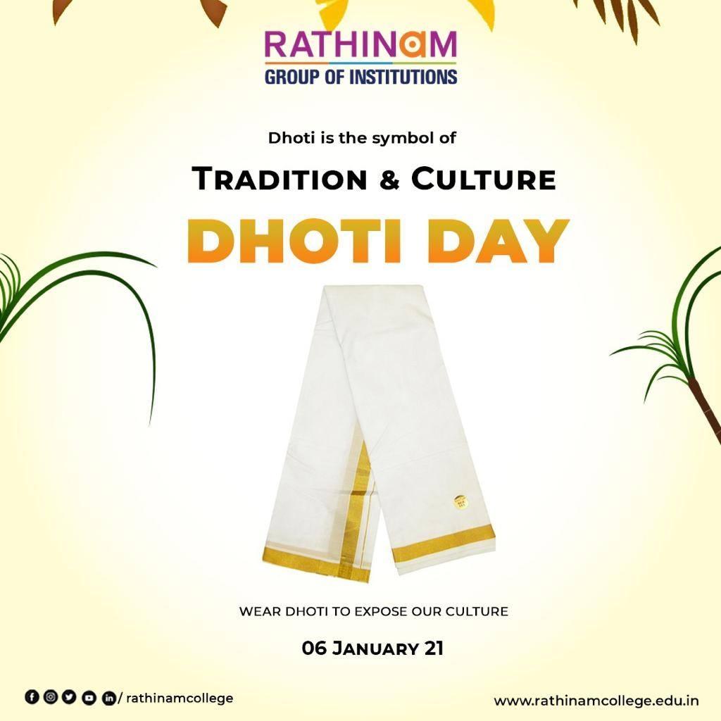 INTERNATIONAL DHOTI DAY