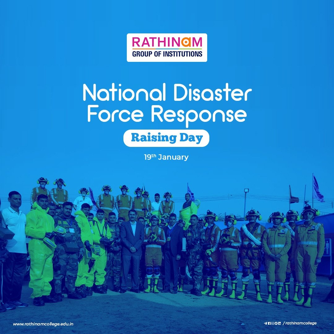 NATIONAL DISASTER RESPONSE FORCE