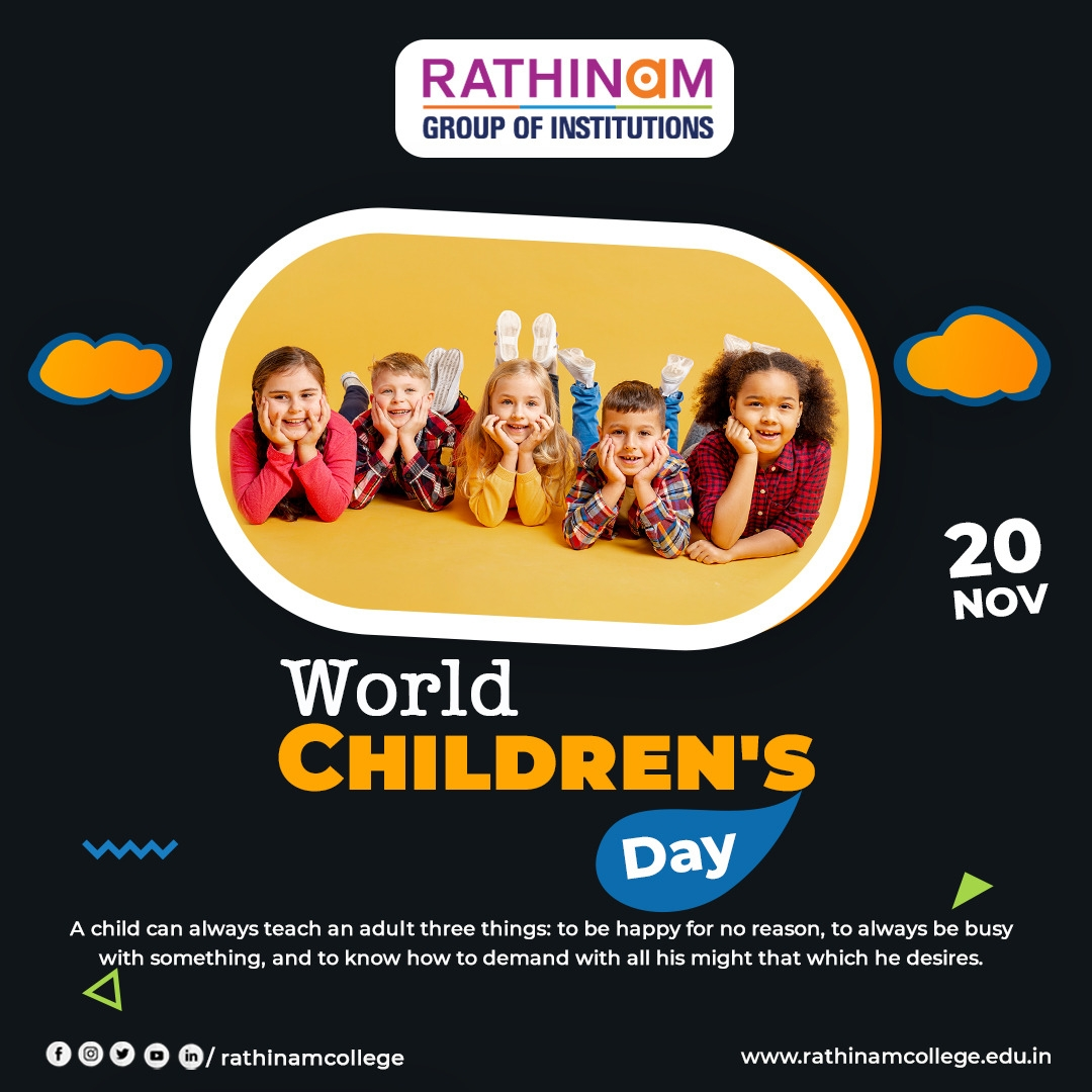 WORLD CHILDREN'S DAY-2020