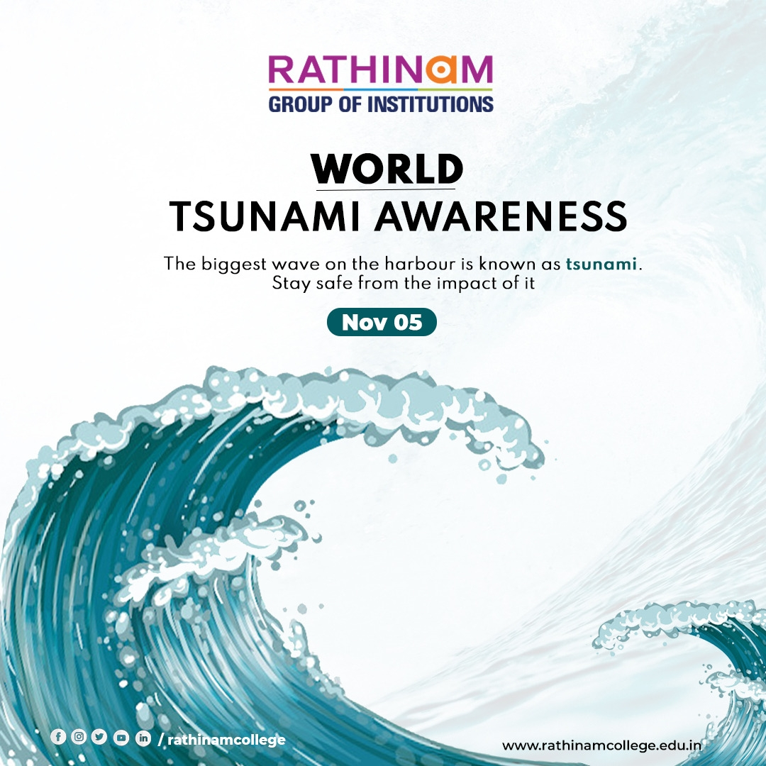 WORLD TSUNAMI AWARENESS DAY-2020