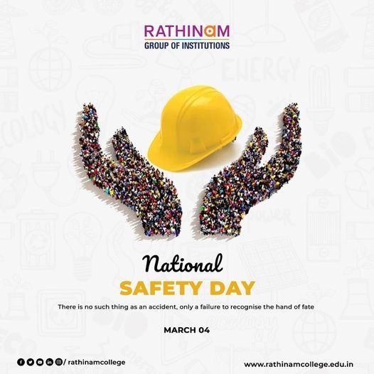 NATIONAL SAFETY DAY 2021