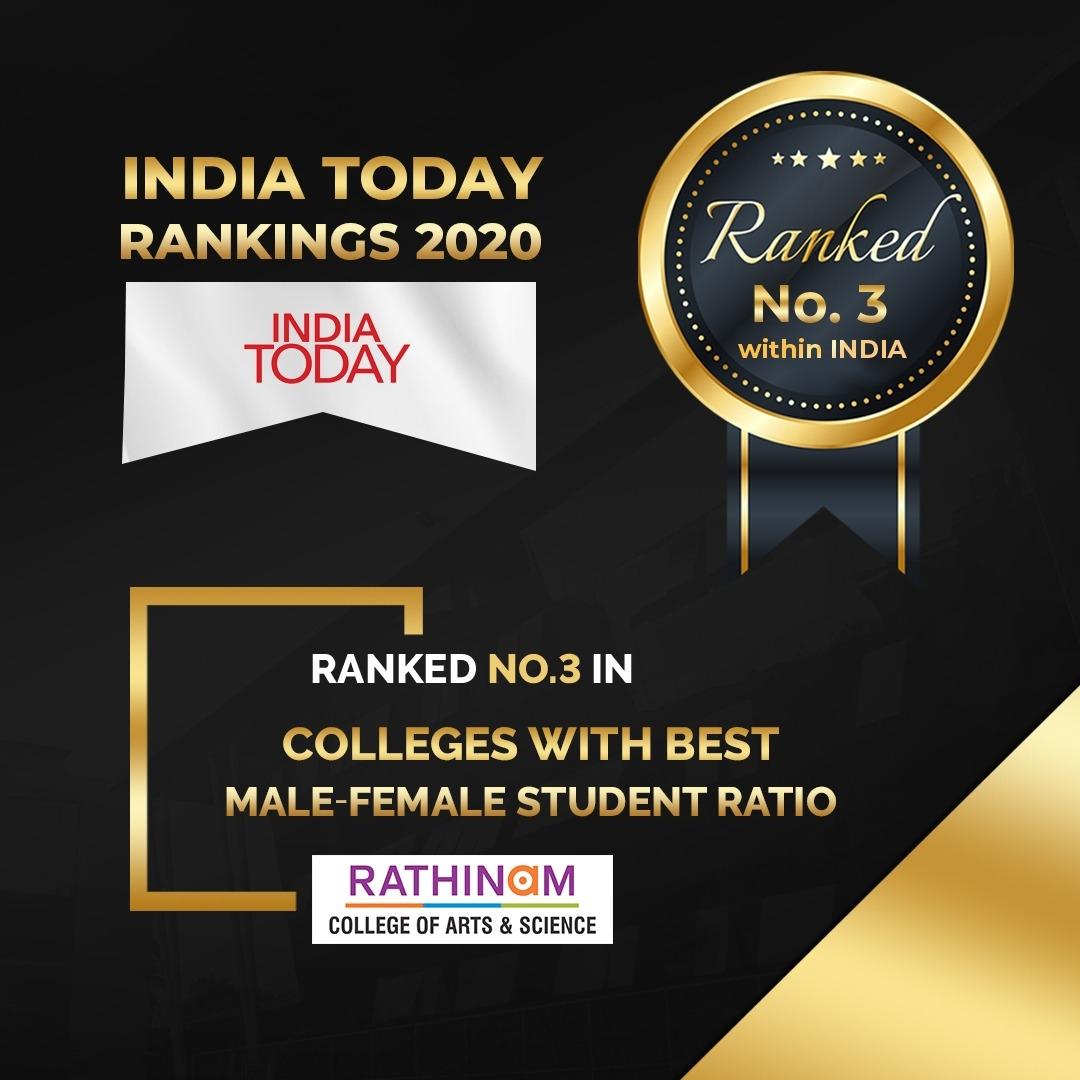 INDIA TODAY RANKING