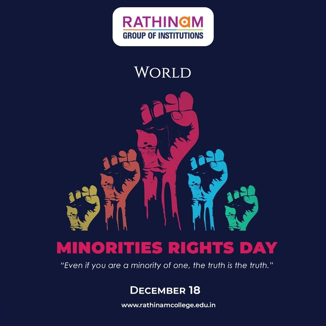 WORLD MINORITIES RIGHT DAY