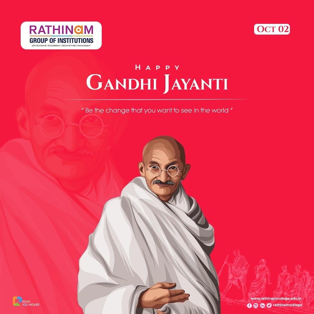 GHANDHI JAYANTHI