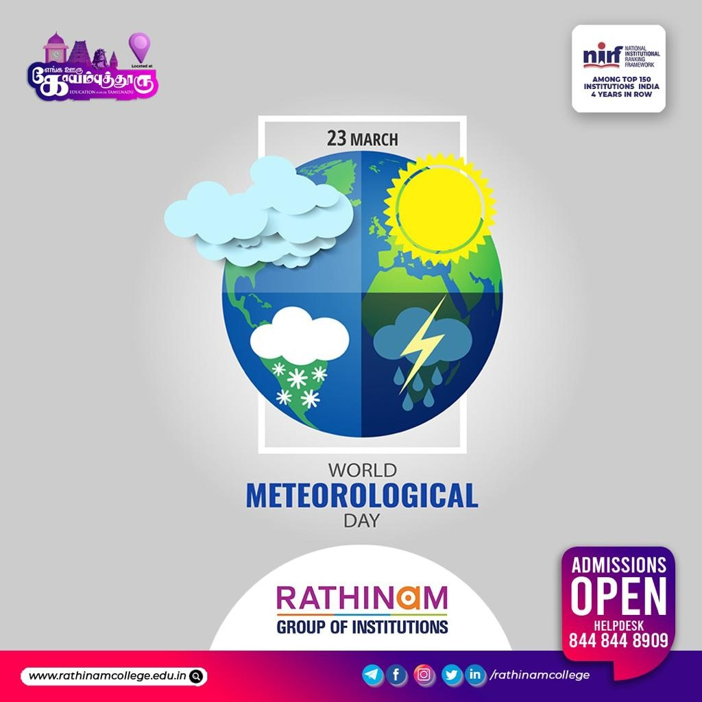 WORLD METEOROLOGICAL DAY-2021